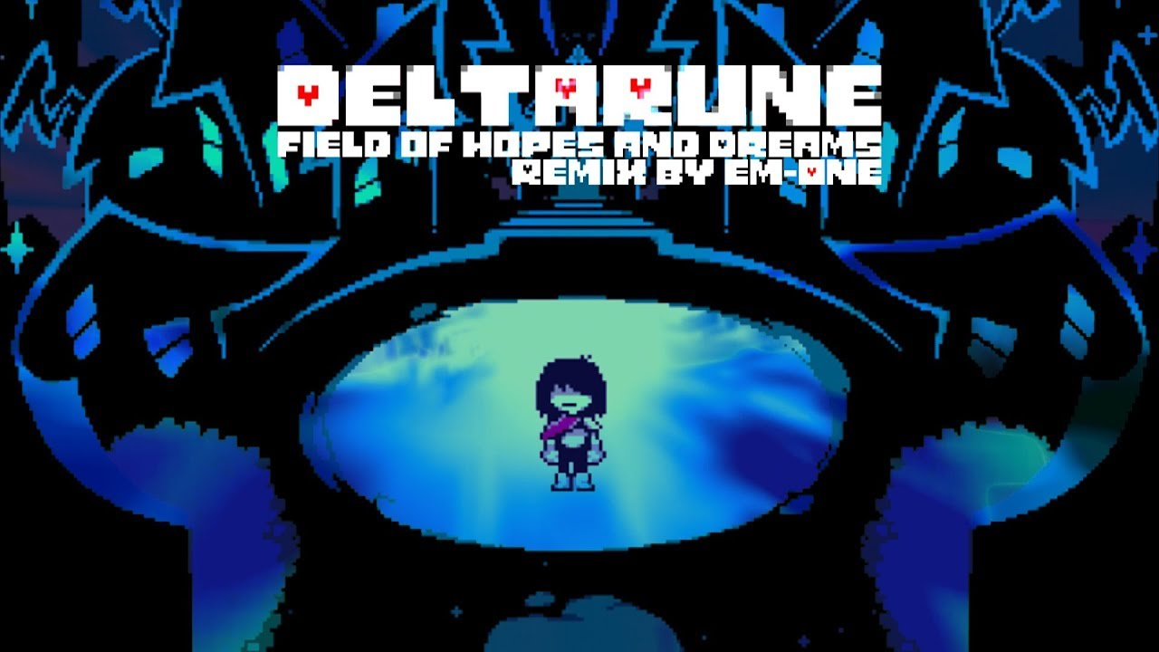 Toby Fox - Field of Hopes and Dreams (Deltarune) (Em-One