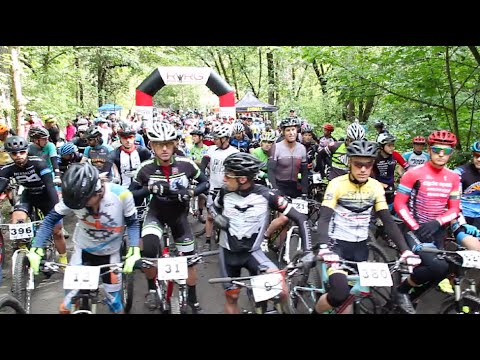 Ashland Spring Thaw Mountain Bike Race 2016