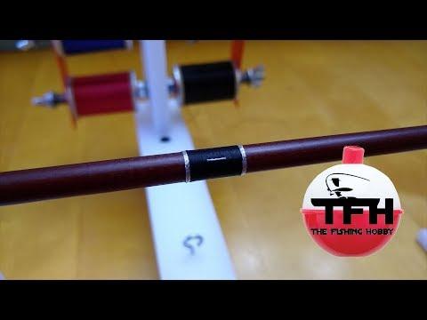 Custom Rod Building: Rod Section Alignment Mark (Ferrule Dot Alternative)