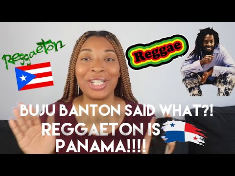 Reggaeton Is PANAMA! BUJU BANTON YOU ARE WRONG!