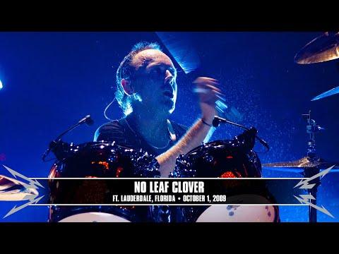 Metallica: No Leaf Clover MetOnTour  Ft Lauderdale, FL  2009