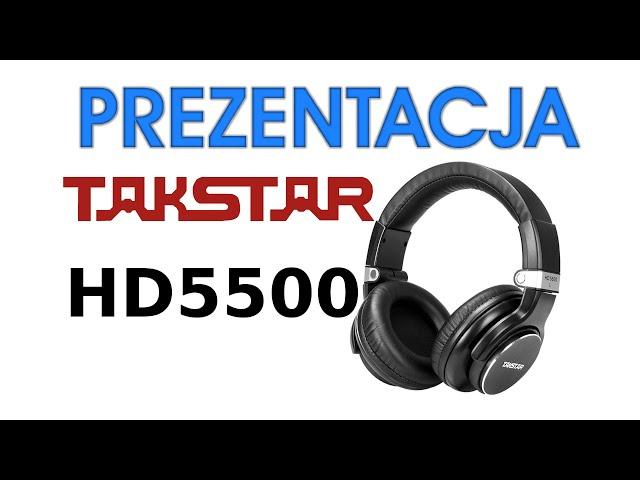 Unboxing S?uchawek Takstar HD5500 - HardPC TV#64