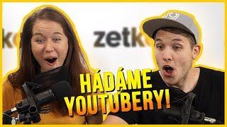 Jirka a Katka - Hádej Youtubera