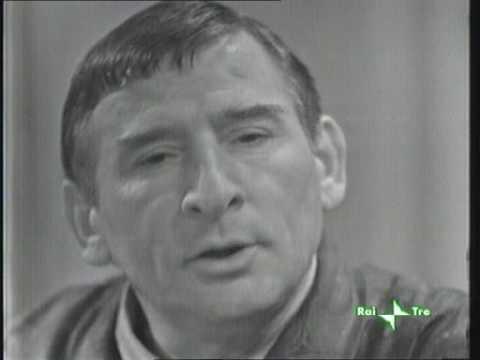 TEATRO   Delirio a due   Eugene Ionesco   R Rascel   F Mammi 1967