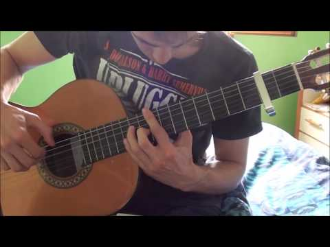 how to play someone like you on guitar fingerstyle