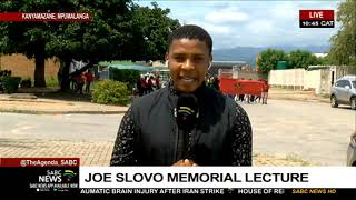 SACP to hold Joe Slovo, Jimmy Mohlala memorial lecture