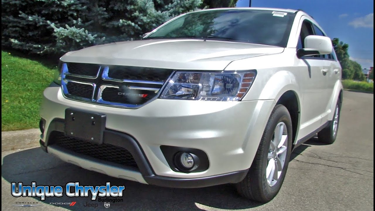 2015 Dodge Journey Sxt Video Tour Unique Chrysler