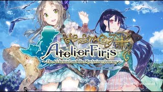 Live Stream Atelier Firis The Alchemist and the Mysterious Journey