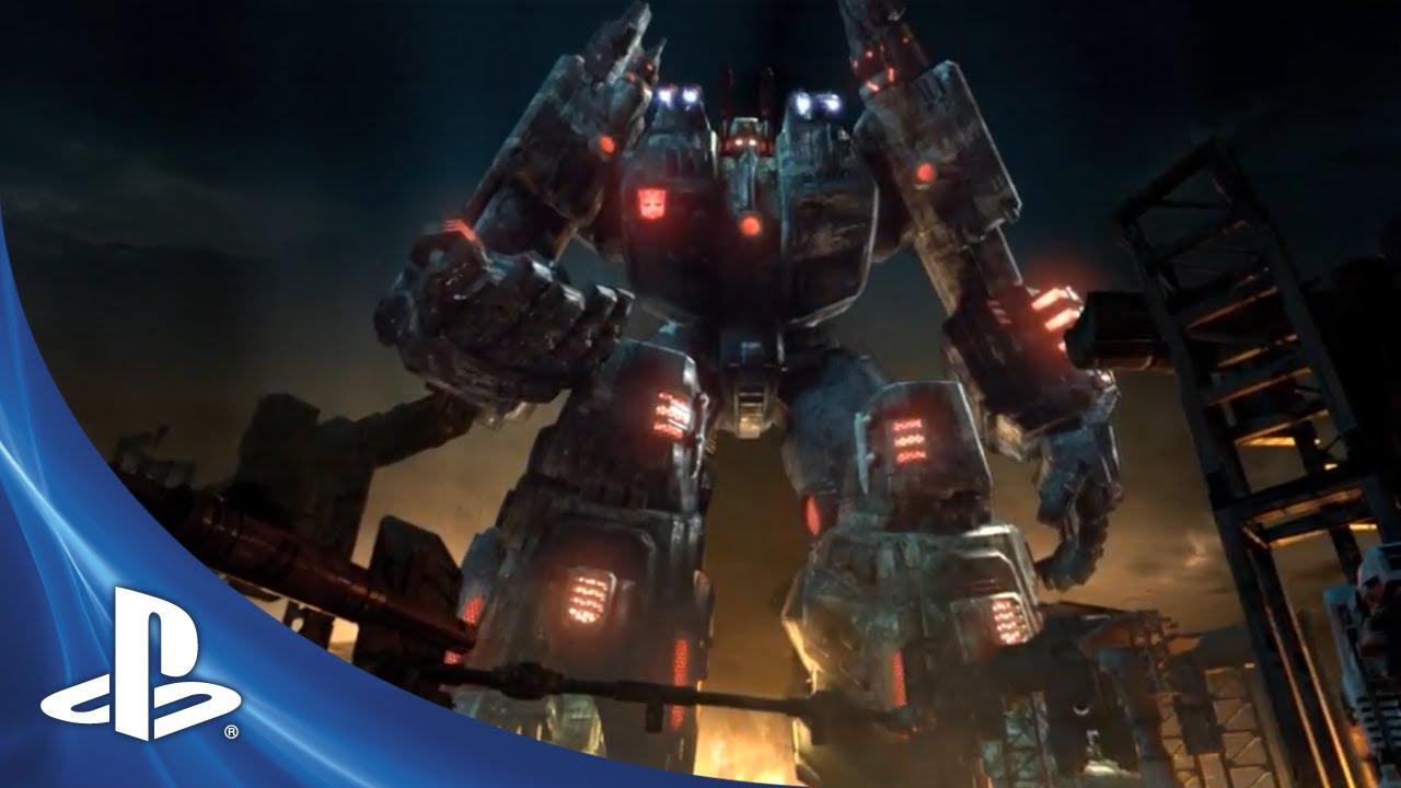 Transformers 4 Spelletjes