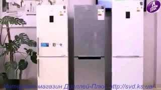 видео Холодильник Samsung RB30J3200EF