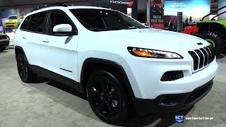 2017 Jeep Cherokee 4x4 - Exterior and Interior Walkaround - 2016 LA Auto Show