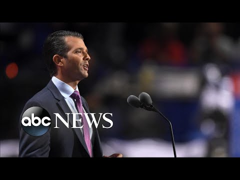 Donald Trump Jr. had secret communications with WikiLeaks