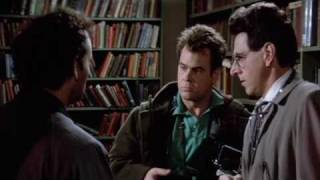 Ghostbusters: Library