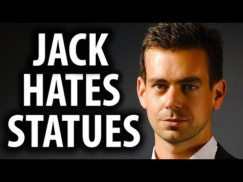 Twitter CEO Hates Statues & History