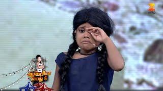 Junior Super Stars | Nityashri, Riya, Anushka & Bhuvnika Emotional Perfiomance | Zee Tamil