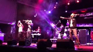 Rudimental (live) - Hungary 2013. 5./9
