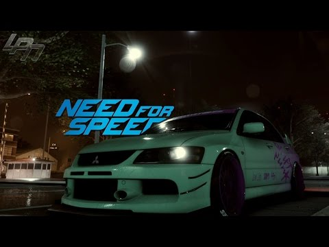 NEED FOR SPEED (2015) SPEEDLISTS Part 4 - Killer Evo (Xbox One) / Lets Play NFS