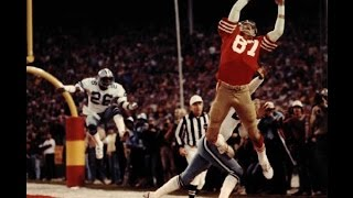 Memorable 49er games from Candlestick Park 1972-82