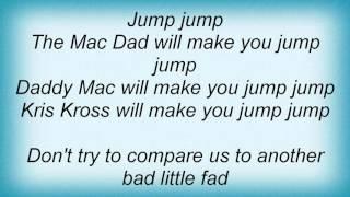 Kris Kross - Jump Lyrics