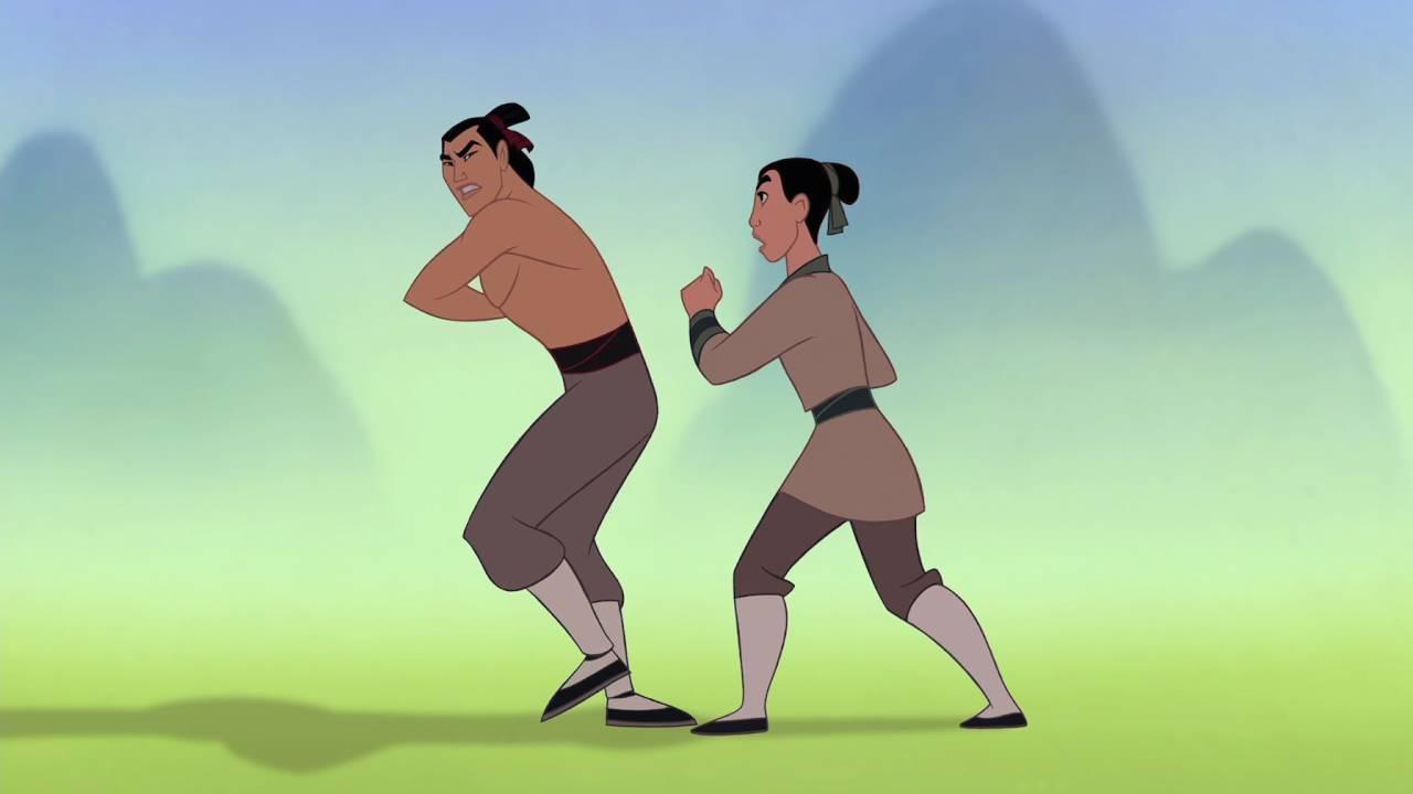 Mulan (Dublado) - Trailer