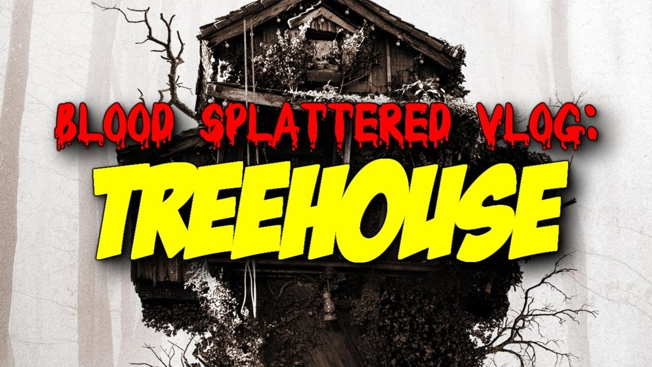 Hulu's Into The Dark: Treehouse (2019) - Blood Splattered Vlog (Horror  Movie Review)