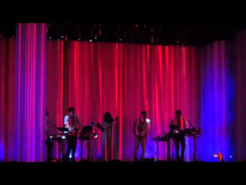 How To Destroy Angels - Strings and Attractors - Live @ The Fox Theatre Pomona 4-10-13 in HD