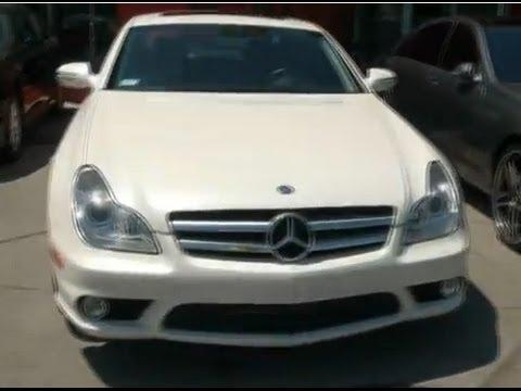2006 Mercedes-Benz CLS-Class CLS500