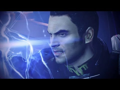 Mass Effect 3: I Need a Hero - Kaidan Alenko to the Rescue!