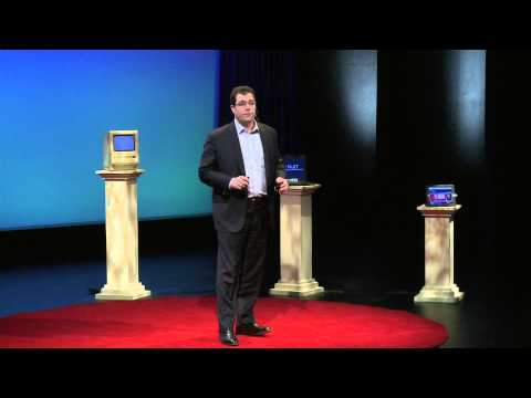 The Future of Digital Advertising and its Greater Role in the World: Michael Smith at TEDxNJIT