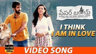 I Think I am in Love FULL HD | Santosh Shoban, Riya Suman,Tanya Hope | JayaShankarr | Bheems