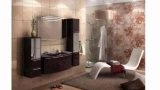 видео Стеклянная мебель для ванной комнаты, раковины из стекла.