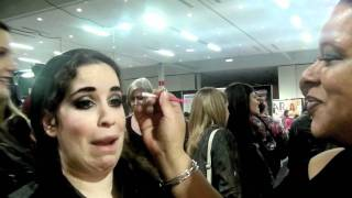 IMATS Toronto 2011 with Deeva and Tuan Le for Eye Kandy Cosmetics Thumbnail