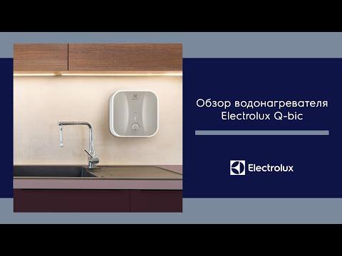 Накопительный водонагреватель Electrolux EWH 10 Genie Eco O
