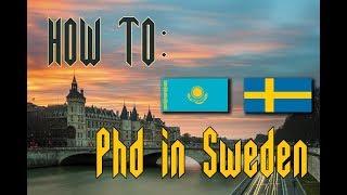 Три совета тем, кто собирается поступать на PhD в Швецию