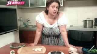 Елена Байкова в проекте «Я худею» телеканала НТВ: 9-й выпуск первого сезона
