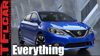 2016 Nissan Sentra: Everything You Ever Wanted to Know