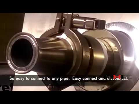 One Atmosphere Boiler - Electric Superheated Steam Generator - YouTube