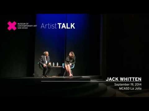 Jack Whitten Speaks at Museum of Contemporary Art San Diego