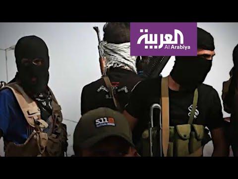 ظهور  -المجهولين- الملثمين مجددا يقتلون المتظاهرين العراقيين  - 14:59-2020 / 1 / 21
