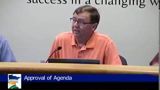 08.22.2017 Marshall City Council Meeting