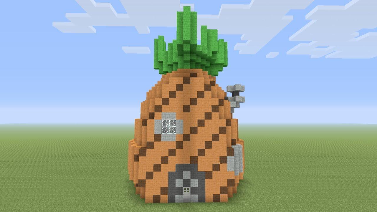 Minecraft spongebob huis bouwen nederlands youtube for Huis maken minecraft