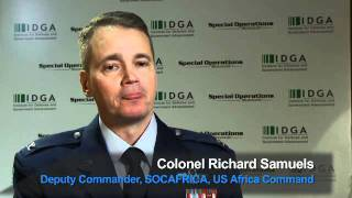 SOCAFRICA and the future of Special Forces: IDGA exclusive with Colonel Richard Samuels