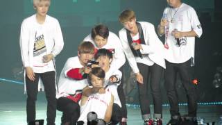 Video [FANCAM] 150829 BTS - Miss Right - The Red Bullet In HK download MP3, 3GP, MP4, WEBM, AVI, FLV Agustus 2018