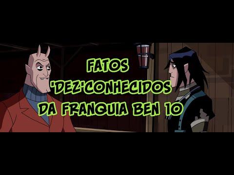 Veja o video – Documentário- 10 Fatos Desconhecidos da Franquia Ben 10