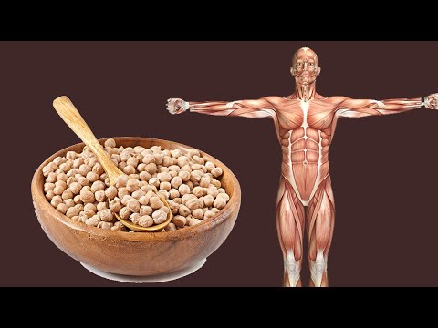If You Eat Chickpeas Everyday These Things Will Happen to Your Body