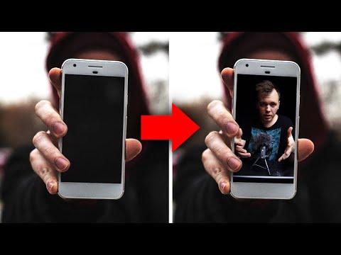 КАК ПРИВЯЗАТЬ картинку или видео К ЛЮБОМУ прямоугольному объекту в Adobe After Effects