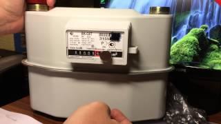 Волшебный Газовый счетчик BK G6T(Газовый счетчик с полной остановкой магнитом. +7950-017-85-17 netucheta.com., 2014-12-25T19:10:27.000Z)