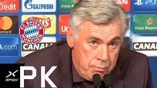 Trotz 0:3: Carlo Ancelotti verteidigt Aufstellung | PSG - FC Bayern 0:3 | Pressekonferenz | SPOX