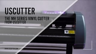 The MH Series Vinyl Cutter with VinylMaster