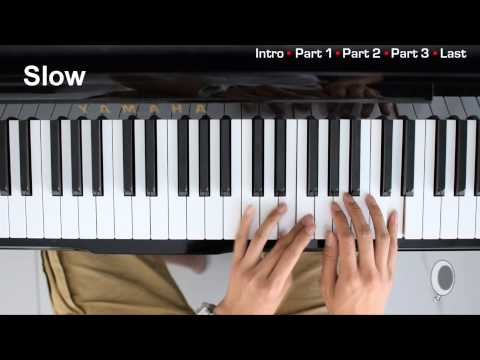 EXO - Baby Don't Cry Piano Tutorial Ep 1/2 (엑소)